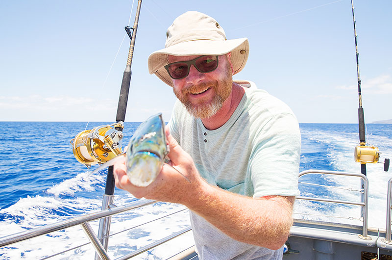 Best reasons to book a Fishing Charter